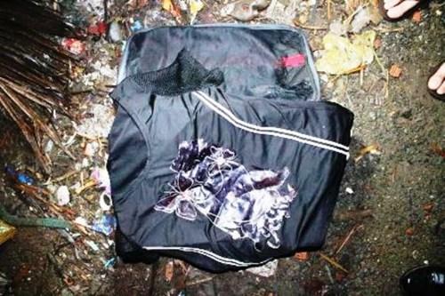 Thi thể trẻ sơ sinh bị vứt trong thùng rác công cộng 4