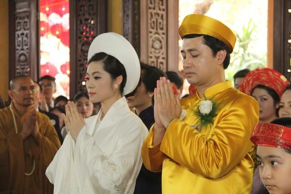Ái nữ, thiếu gia con nhà giàu Việt xúng xính váy cưới sang trọng 12