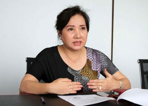 Những bà mẹ chồng đại gia quyền lực của mỹ nhân Việt 10