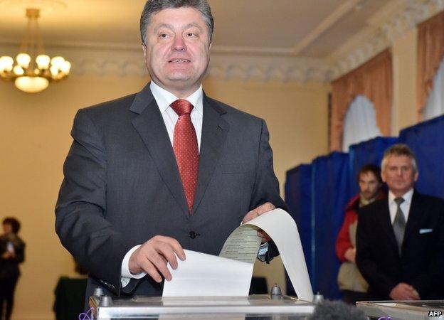 Bầu cử Ukraine: Khối thân phương Tây giành chiến thắng 5
