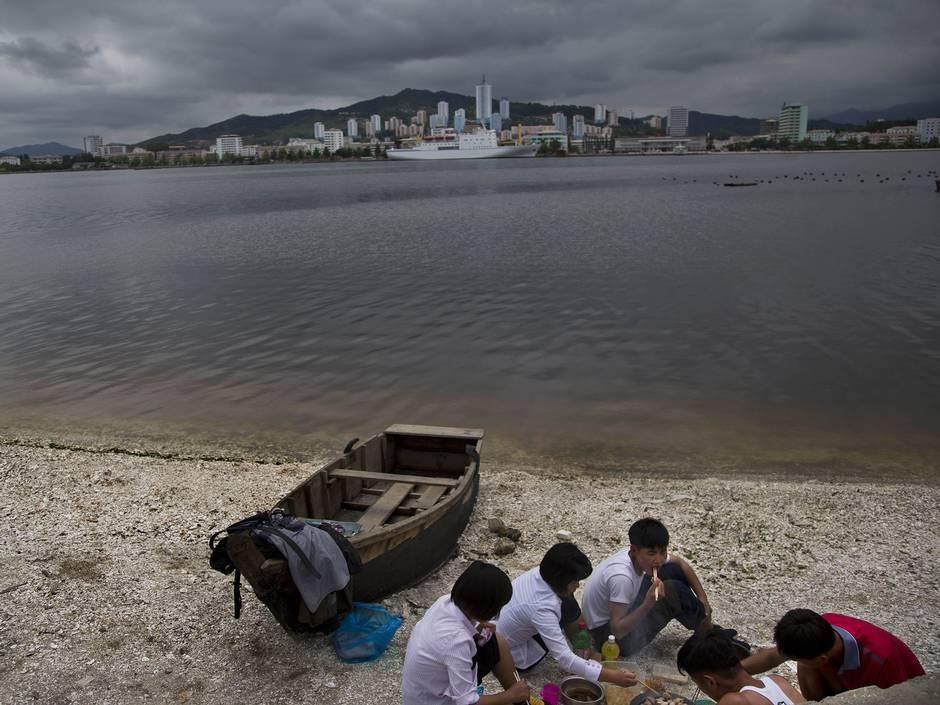 Những hình ảnh chưa từng biết về cuộc sống nông thôn Triều Tiên 8