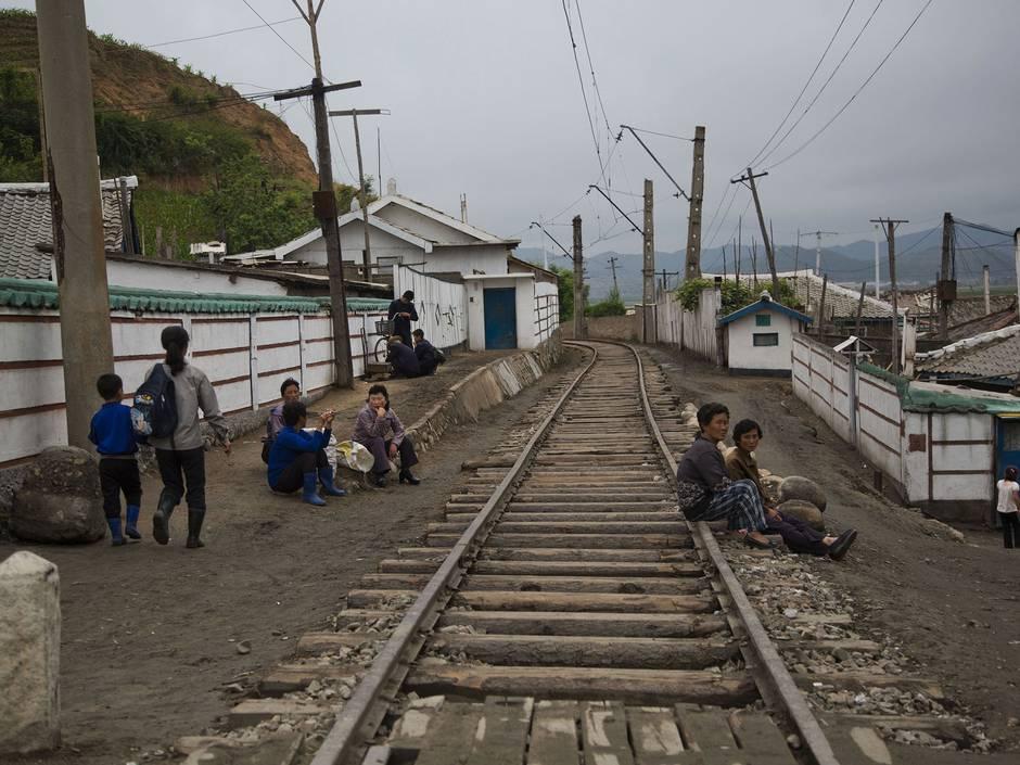 Những hình ảnh chưa từng biết về cuộc sống nông thôn Triều Tiên 12