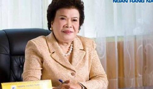 Những bà mẹ chồng đại gia quyền lực của mỹ nhân Việt 9