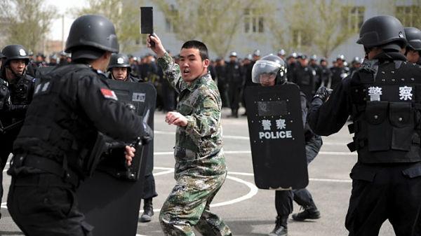 Trung Quốc lập hệ thống tình báo chống khủng bố quốc gia 4