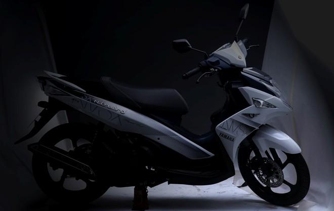 Yamaha Nouvo SX 2015 được giới thiệu chính thức 5