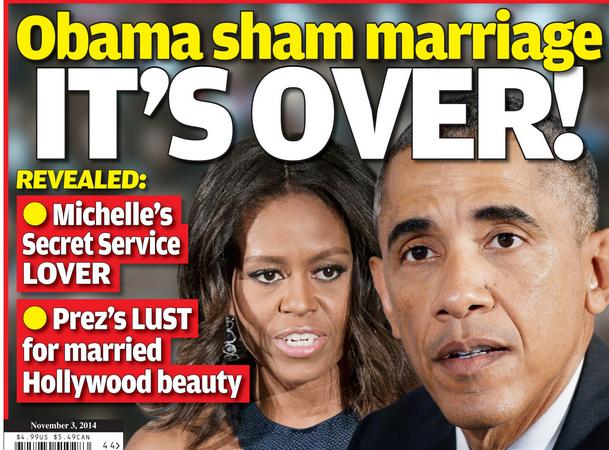Rộ tin đồn vợ chồng Tổng thống Obama sắp ly hôn 5