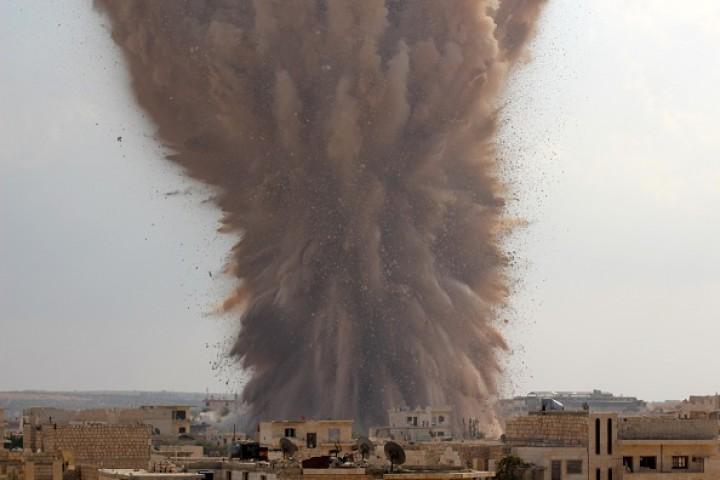 70 sỹ quan Syria bị chặt đầu trong trận giao tranh với IS 5