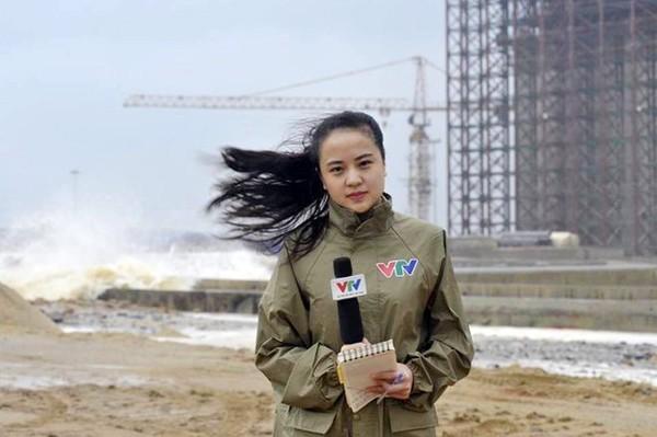 Hình ảnh Những nữ MC trẻ xinh đẹp của VTV số 5