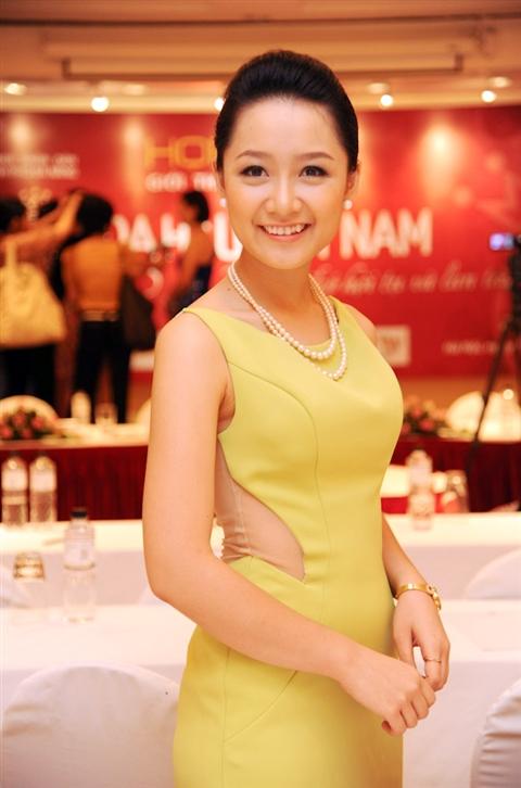 Hình ảnh Những nữ MC trẻ xinh đẹp của VTV số 6