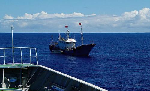 Nhật Bản rượt đuối, bắt thuyền trưởng tàu cá Trung Quốc 4