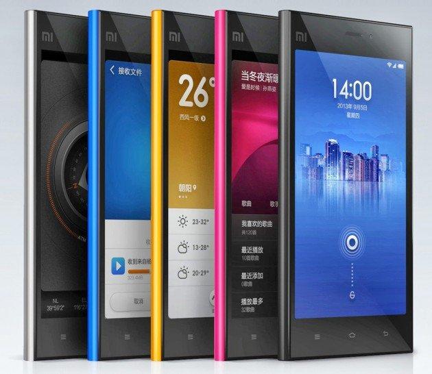 Sự gia tăng chóng mặt của điện thoại Trung Quốc 7