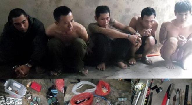 Nhóm trộm chó dùng ma túy trộm 2 tạ chó mỗi đêm 5