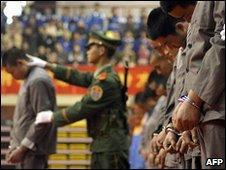 Trung Quốc xem xét bỏ án tử hình với 9 loại tội danh 4