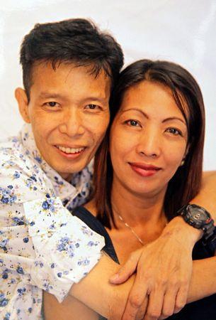 Sĩ quan cảnh sát mắc ung thư giai đoạn cuối cưới vợ trên giường bệnh 5