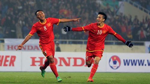 Xem bóng đá trực tuyến ĐT Việt Nam vs U23 Bahrain (29/10) 1