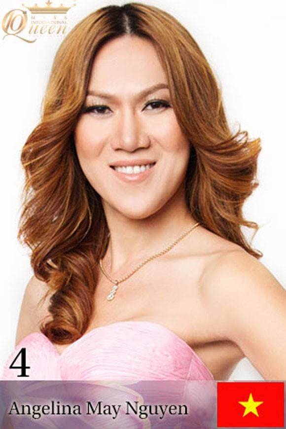 Xuất hiện thí sinh Việt Nam thi Hoa hậu Chuyển giới quốc tế 2014 6