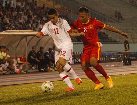 ĐT Việt Nam 3-0 U23 Bahrain: Chiến thắng quá dễ dàng 1