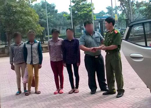 Giải cứu thiếu nữ 13 tuổi sắp bị bán vào ổ mại dâm 5
