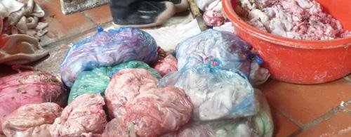 Hãi hùng những hình ảnh chế biển dầu ăn, mỡ bẩn tại Việt Nam 8