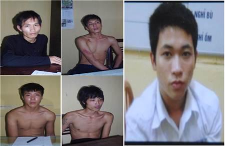 Nhóm đối tượng cướp tiệm vàng Ngọc Bốn bị khởi tố với 2 tội danh 5