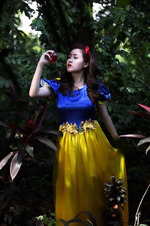 Sao Việt với những màn hóa trang Halloween độc đáo 5