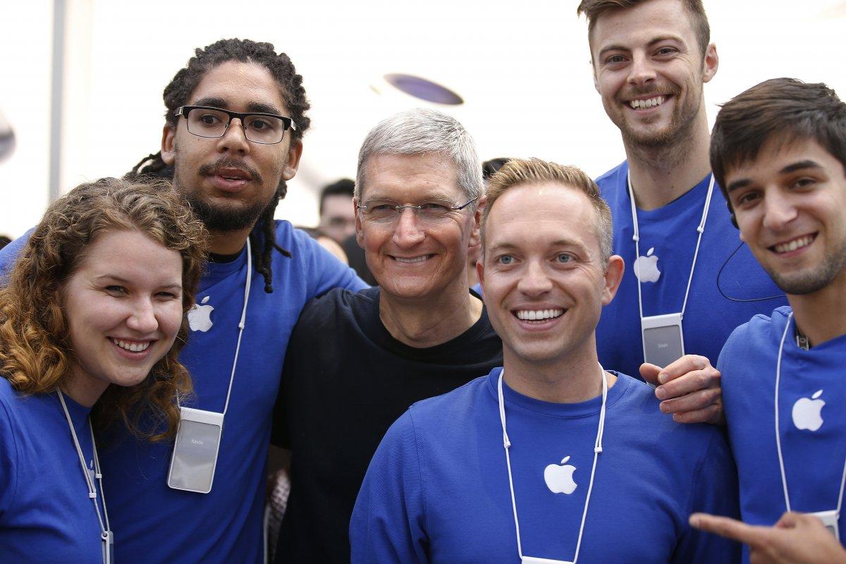 12 điều mà bạn chưa biết về sự đồ sộ của Apple 15