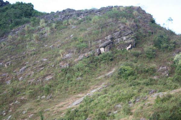 Hố tử thần ở Thanh Hóa: Không thể dùng đất đá để san lấp 9