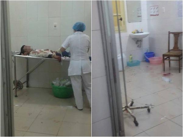 Côn đồ lao vào truy sát người, náo loạn cả bệnh viện 5