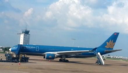 Hành khách Nga say rượu, đánh tiếp viên Vietnam Airlines 5