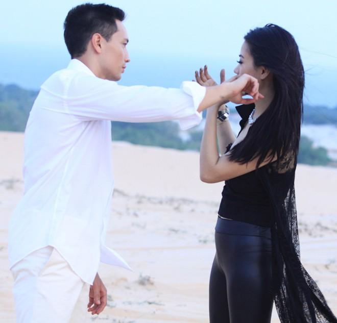 Trương Ngọc Ánh và bạn trai tin đồn tinh cảm sau hậu trường 5