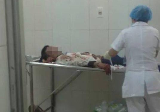 Giang hồ hành hung bệnh nhân tại bệnh viện 5