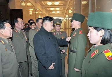 Kim Jong-un ra lệnh hành quyết người đưa mình lên nắm quyền lực 4