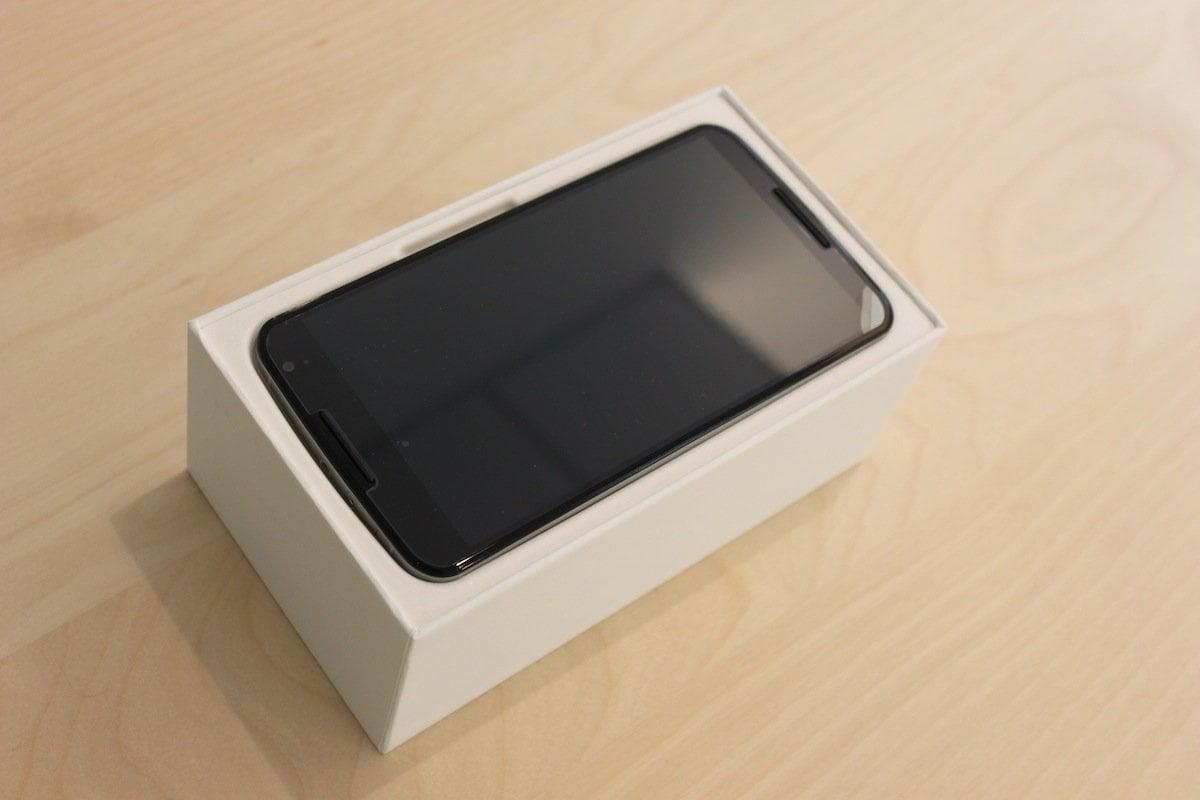 Mở hộp Google Nexus 6 được đặt hàng qua Play Store tại Mỹ 7