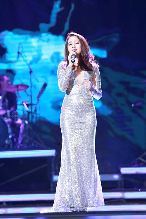 Mai Khôi bị chê vì nổi loạn trên sóng VTV bài hát yêu thích  6