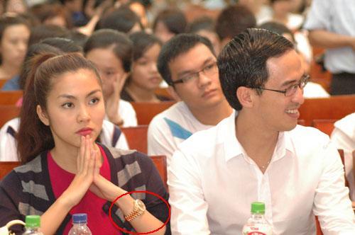 Đại gia Hạnh Nguyễn: tặng con dâu biệt thự, đồng hồ tiền tỉ 9