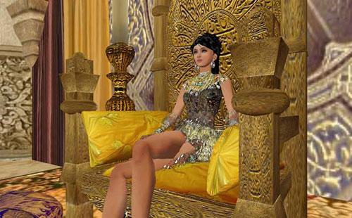 Hoàng hậu lẳng lơ, trụy lạc và độc ác nhất lịch sử 5