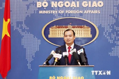 Việt Nam yêu cầu Đài Loan chấm dứt bắn đạn thật tại Trường Sa 5