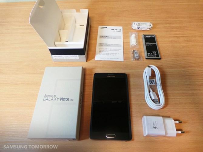 Chiêm ngưỡng Galaxy Note Edge: Smartphone màn hình vát chéo duy nhất  8