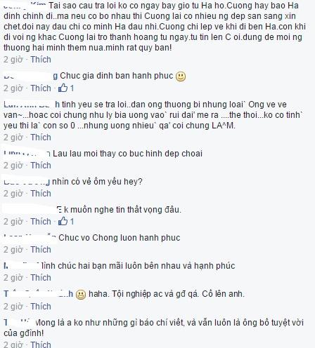 Cường đô la trả lời mập mờ về tin đồn ly thân Hồ Ngọc Hà 5