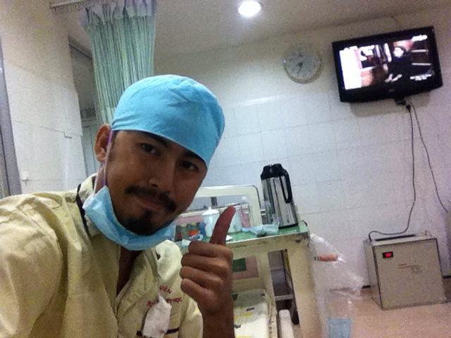Duy Nhân không kìm được nước mắt khi cách ly điều trị ung thư máu 6