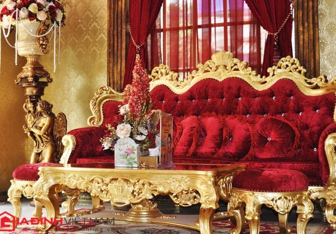 Hình ảnh Lâu đài đẹp lung linh của nữ đại gia Sài Gòn số 2