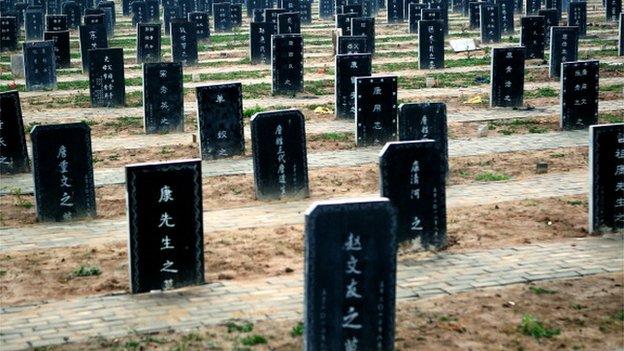Quan chức Trung Quốc bị bắt vì mua xác chết cho... đủ chỉ tiêu 4