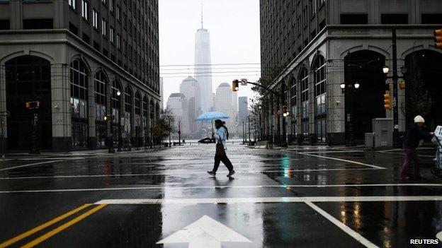 Hình ảnh 13 năm sau khủng bố, Trung tâm Thương mại Thế giới mở cửa trở lại số 3