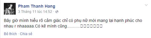 Nghi án giới tính thật của siêu mẫu Thanh Hằng? 5