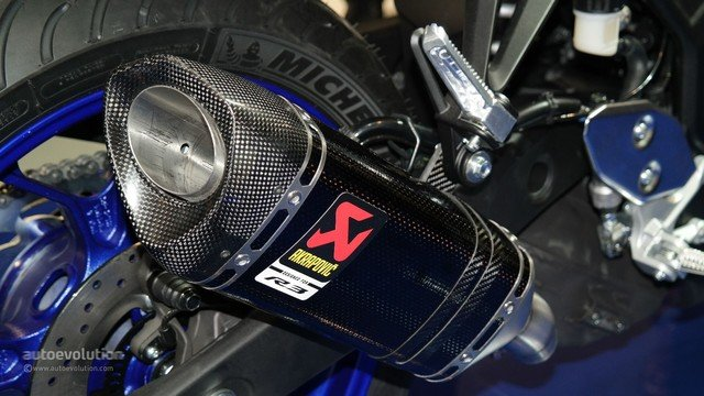 Yamaha R3 : Trùm phân khúc sportbike 300 phân khối 8