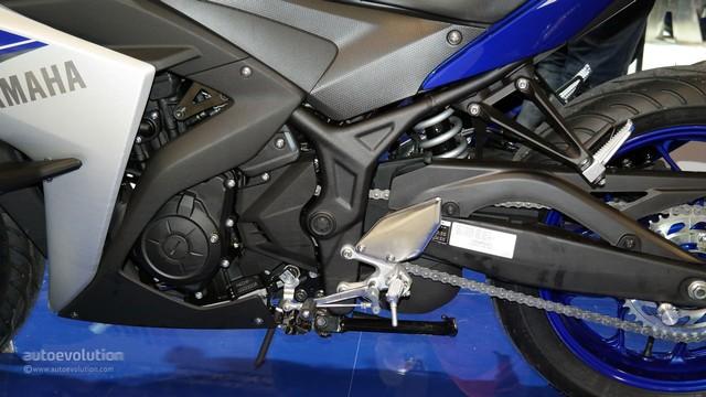 Hình ảnh Yamaha R3 : Trùm phân khúc sportbike 300 phân khối số 3