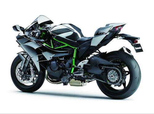 Kawasaki Ninja H2 được chính thức giới thiệu 6
