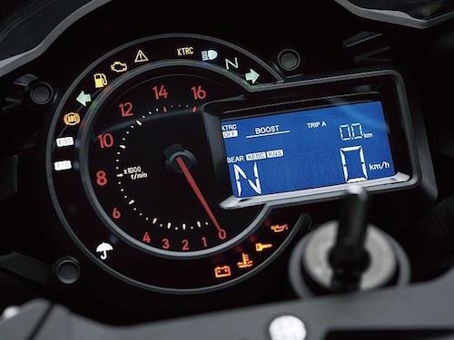 Kawasaki Ninja H2 được chính thức giới thiệu 7