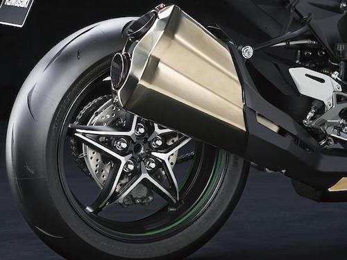 Kawasaki Ninja H2 được chính thức giới thiệu 8