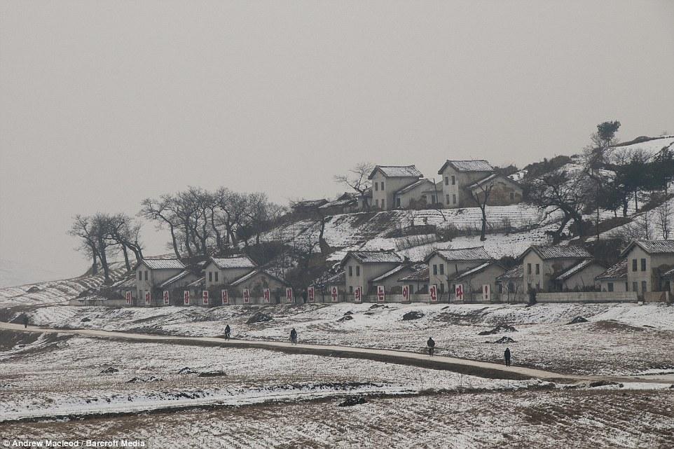 Chùm ảnh: Triều Tiên đẹp lạnh lùng dưới con mắt du khách Úc 10